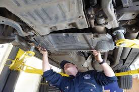 car suspension repair how to replace front suspension and ball joints auto express