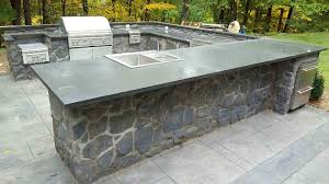 stonemakers our work u2013 clifrock outdoor kitchens