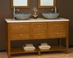 Traditional Bathroom Vanities Bathroom Vessel Sink Bathroom Traditional Stunning Double Vessel