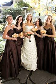 25 brown bridesmaid dresses ideas taupe