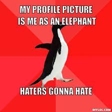 Haters Gonna Hate Meme Generator - haters gonna hate meme face more information djekova