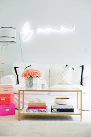 Bedroom Neon Lights Decor Trend Neon Lights
