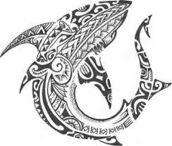 polynesian tribal designs tattooic