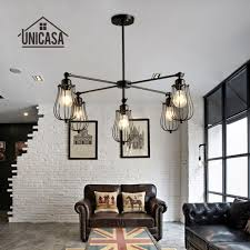 compare prices industrial lighting online shopping buy low wrought iron pendant lights vintage industrial lighting office hotel kitchen island led light black antique