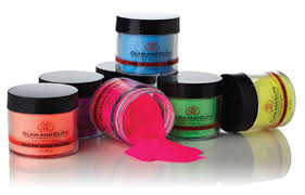acrylic liquid u0026 nail tips acrylic colors glam and glits