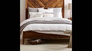 Reclaimed Wood Bed Frame Reclaimed Wood Bed Frame