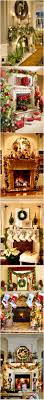 1066 best christmas mantels images on pinterest christmas