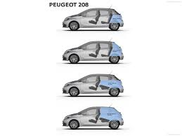 full range of peugeot cars peugeot 208 2016 pictures information u0026 specs