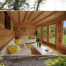 wenlock log cabin interior a great alternative to an extension on