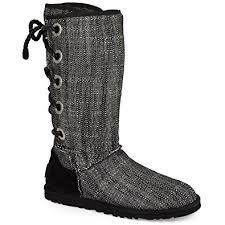 amazon com ugg australia s boots mid calf amazon com ugg australia womens harbour boot black size 5 mid calf