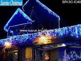 Outdoor Led Icicle Lights Outdoor Led Icicle Lights For Time Ce Ul Gs