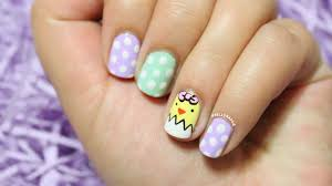 hellomaphie easter nails