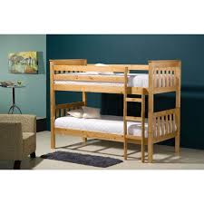 Buy Birlea Seattle Pine Bunk Bed Online  Big Warehouse Sale - Pine bunk bed