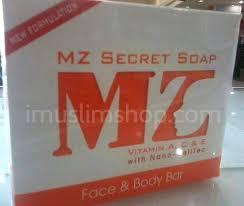 Sabun Vitamin E sabun vitamin a c e mz secret soap imuslim