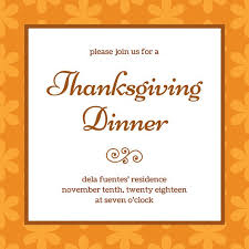 thanksgiving invitation template 28 images thanksgiving