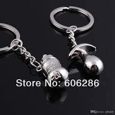 keychain favors zinc alloy baby bottle keychain favors for birthday baby shower