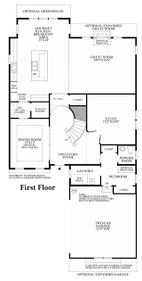 the pines at wake crossing the balen home design 1st floor floor plan