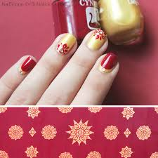 must try thailand inspired nail art tutorial