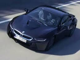bmw hybrid sports car bmw i8 s most futuristic hybrid sportscar