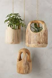 Hanging Planters Indoor by Hanging Planters Out Of Metal Bowls U2014love This Click Through For