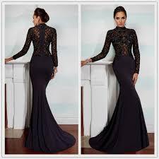 black lace prom dress black party dresses black dresses black