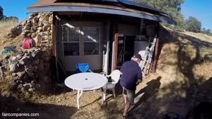 underground shipping container home earth cooled homestead guru