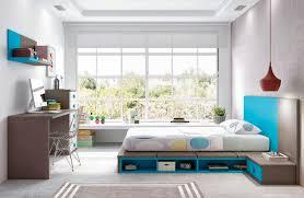 chambre japonaise ado lit japonais futon coloré ultra design glicerio so nuit