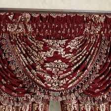Damask Bedding Dynasty Damask Merlot Comforter Bedding