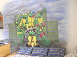 ninja turtle toddler room decor u2013 day dreaming and decor