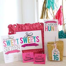 sweet 16 favor ideas a sweet 16 birthday party celebrate magazine