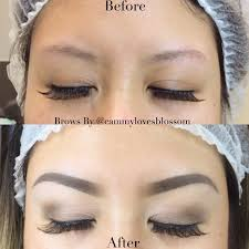 Semi Permanent Tattoo Eyebrows Eyebrow Tattooing Permanent Makeup U2013 Blossom Beauty Lounge