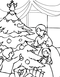 christmas coloring page handipoints