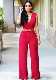 aliexpress com buy new fashion jumpsuits ladies loose slim