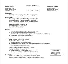 Sample Call Center Agent Resume by Sample Customer Service Representative Resume 9 Free Documents