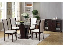 acme furniture malik casual dining room group household