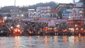 following the ganges u2013 u201cthe lawful connection of nature is