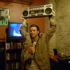 Revenge Nerds Halloween Costume Lloyd Dobler 80s Costume Idea Totally 80s