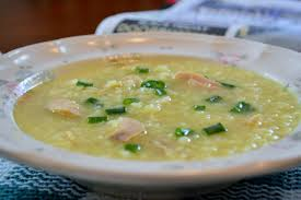 leftover thanksgiving turkey rice soup just cook happy