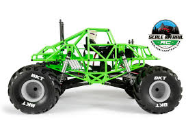 rc monster jam trucks press release axial unveils the smt10 grave digger monster truck