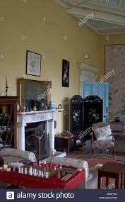 Home Interiors Ireland Drawing Room In Interior Of Lissan House Home Of Hazel Dolling Co
