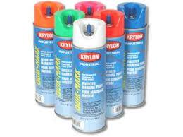 krylon marking paint krylon water based utility marking paint