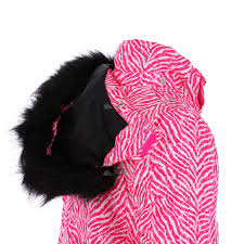 dare2b entrust ski jacket kids cyber pink skiwebshop com