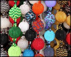 african beaded necklaces bobble wholesale suppliers