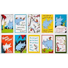 dr seuss horton hears 24 panel blocks adventure