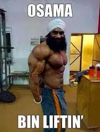 Female Bodybuilder Meme - female gym memes image memes at relatably com
