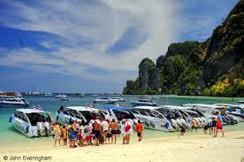 phi phi islands thailand find quiet beach u0026 hotel in phi phi