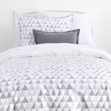 ombre prismatic reversible duvet cover and sham set u2013 dormify