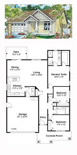 bungalow cottage country craftsman ranch house plan 59713 house