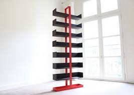 Small Bookcase On Wheels 34 Freestanding Shelving Systems That Double As Room Dividers U2013 Vurni