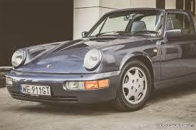 porsche 964 targa porsche 911 964 targa chwile wolności